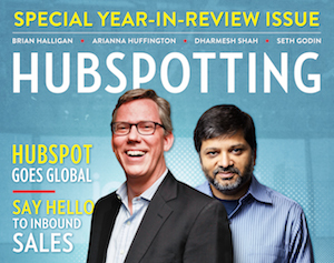 How HubSpot Grew by 50% in 2013: A Year in Review