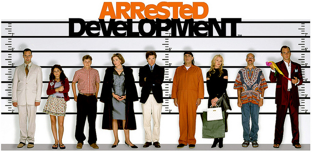 arrested developmen