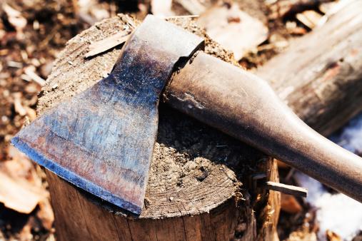 tree-axe