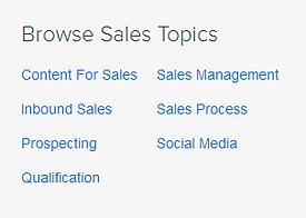 sales-topics