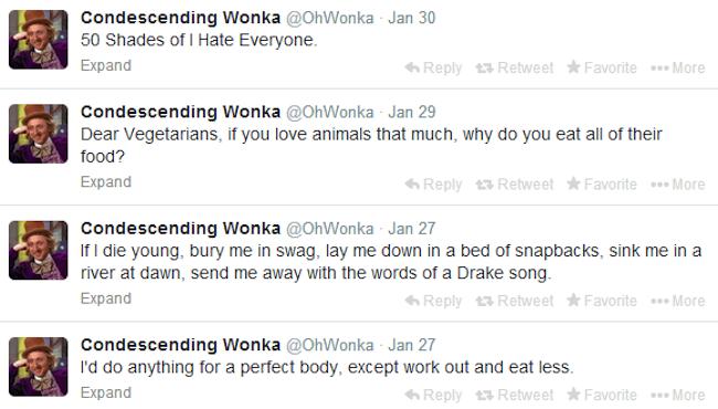 condescending-wonka