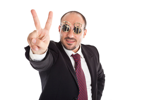 salesperson-two-fingers