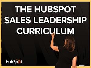 hubspot-sales-leadership-curriculum