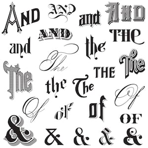 How to Choose the Right Fonts for Your Marketing