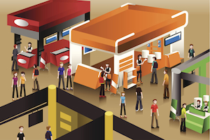 5 of the Coolest Trade Show Booths We've Ever Seen