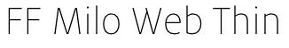 FF_Milo_Web_Thin