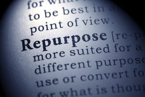 The Purpose of Repurposing Content