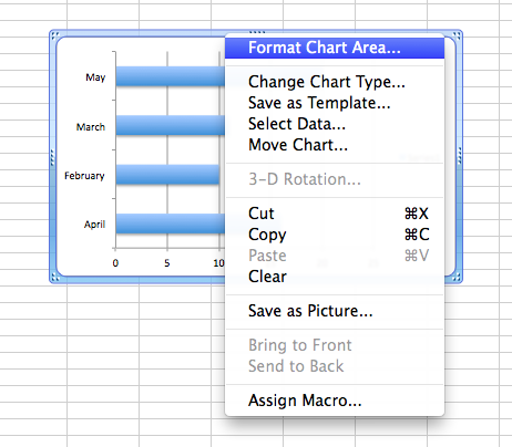10 design tips to create beautiful excel charts and graphs in 2017 excelvisualsettings ccuart Image collections