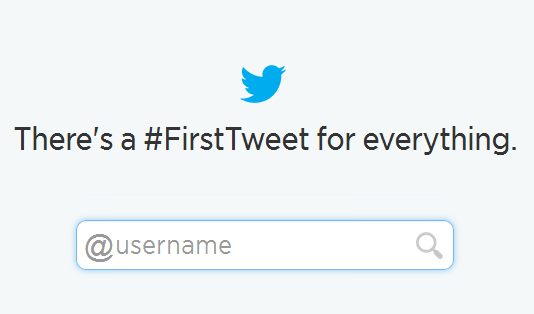 #FirstTweet: Proof That You Should Be Open to New Social Networks