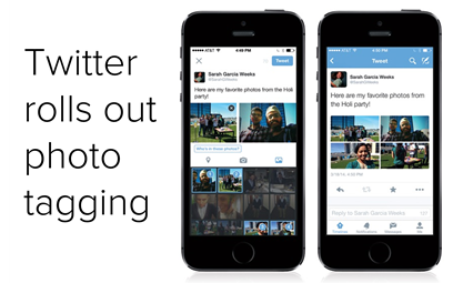 Twitter Launches Photo Tagging (Get Ready)