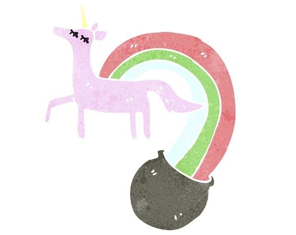 unicorn-rainbow