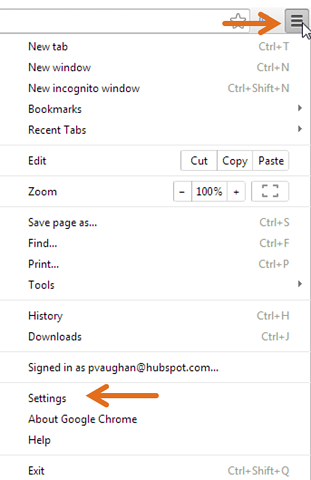 chrome-menu-dropdown-settings