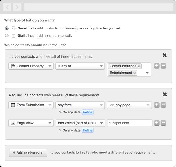 workflows-smartlists