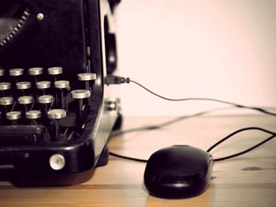 typewriter-mouse