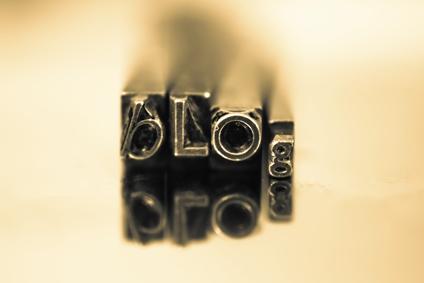 blogging-letters