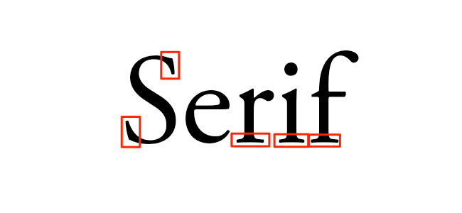 Common Serif Typefaces Include Times New Roman Georgia And Garamond If Youre Reading A Novel You Might Notice The Body Text Is