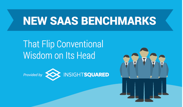 Inside Sales Benchmark Report Reveals What Your SaaS Sales Team Needs To Know