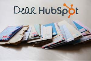Dear HubSpot: My Mom Is the Only Person Reading My Blog
