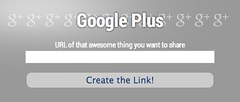 GooglePlusShareLink