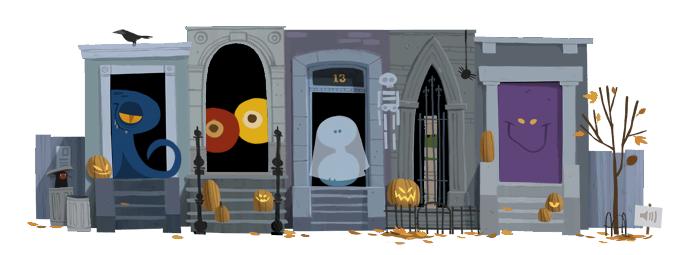 Halloween_Doodle