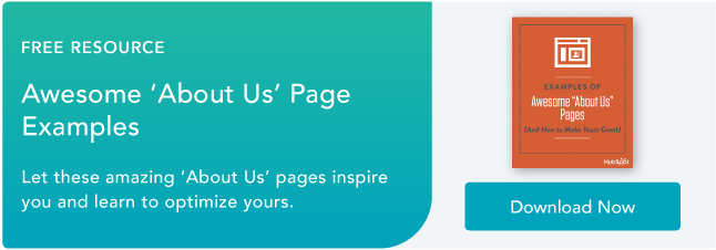 15 of the Best 'About Us' & 'About Me' Pages and How to Make Your Own