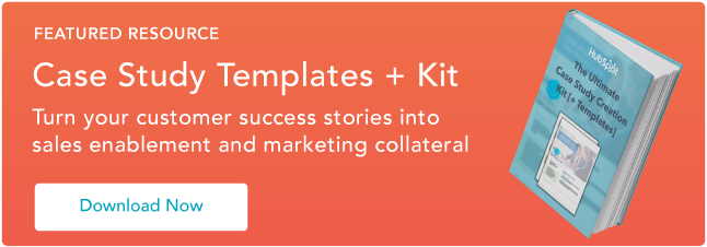 How to Write a Case Study: Bookmarkable Guide & Template