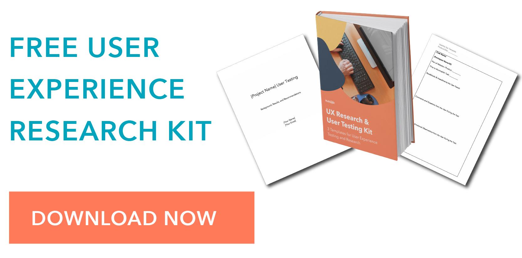 ux research kit
