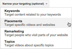 YouTube Video Advertising Campaign