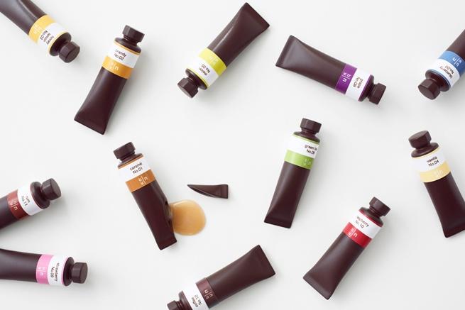 chocolate-paint