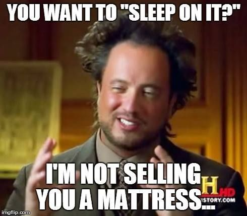 15 Hilarious And All Too Accurate Sales Memes