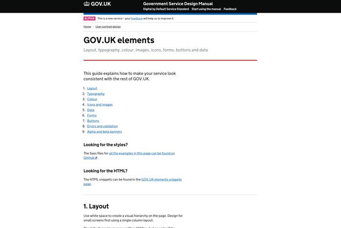 GOV.UK Style Guide