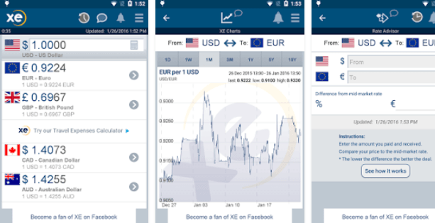 XE-Currency-sales-app