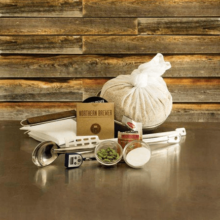 corporate gifts for clients: beer brewing kit