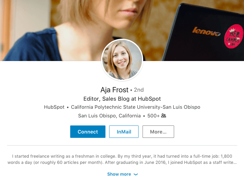 How to Send a LinkedIn Message to Absolutely Anyone