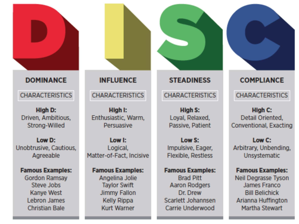 marryi disc assessment types - 960×720