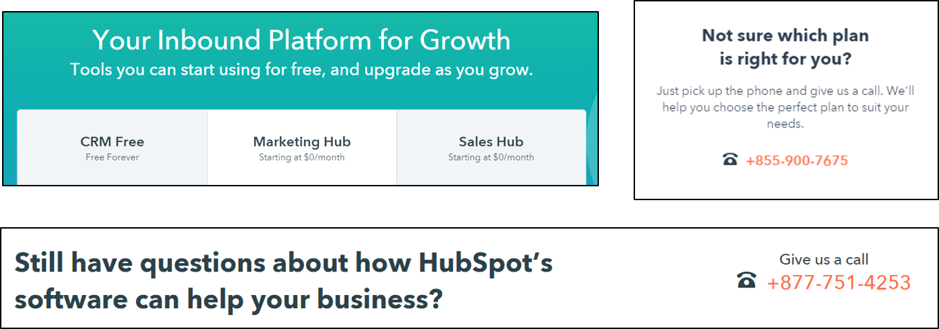 quantitative-data.png  How HubSpot's Pricing Page Redesign Increased MQL Conversions by 165% & Free Sign-Ups by 89% quantitative data