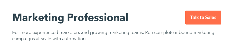 talk-to-sales-1.png  How HubSpot's Pricing Page Redesign Increased MQL Conversions by 165% & Free Sign-Ups by 89% talk to sales 1