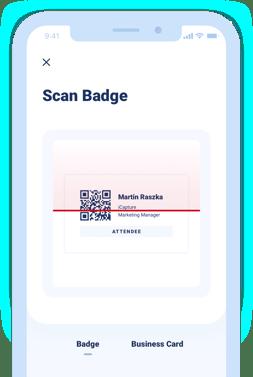 iCapture Badge Scanner