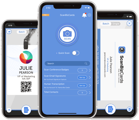 Best Business Cards 2020.10 Best Business Card Scanner Apps In 2020