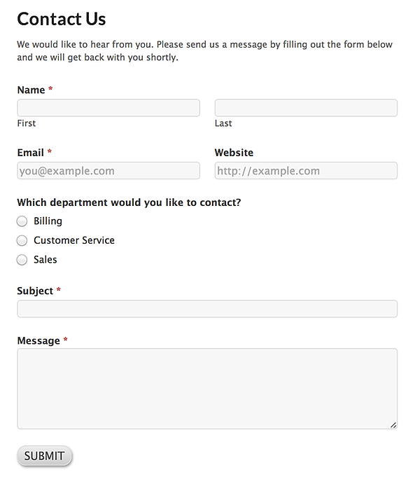 17 of the Best WordPress Contact Form Plugins for 2019