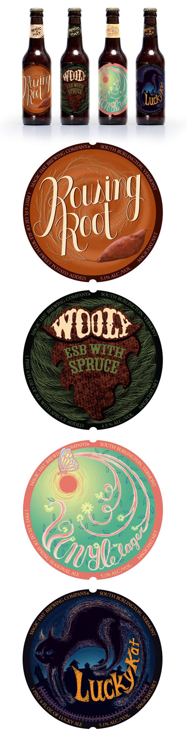 1e4fbc13207937.562747110187d  The 14 Coolest Beer Label Designs You've Ever Seen 1e4fbc13207937