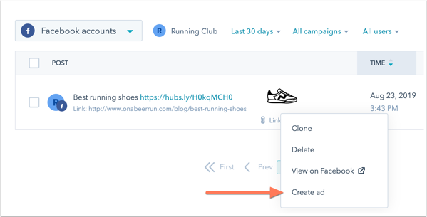 "A screenshot illustrating the point made above using the example of ""best running shoes"""
