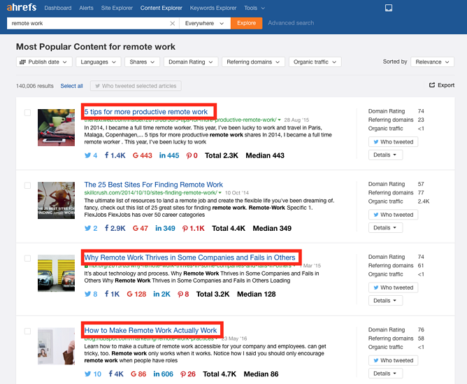 A Simple Guide to Creating an Expert Roundup Post