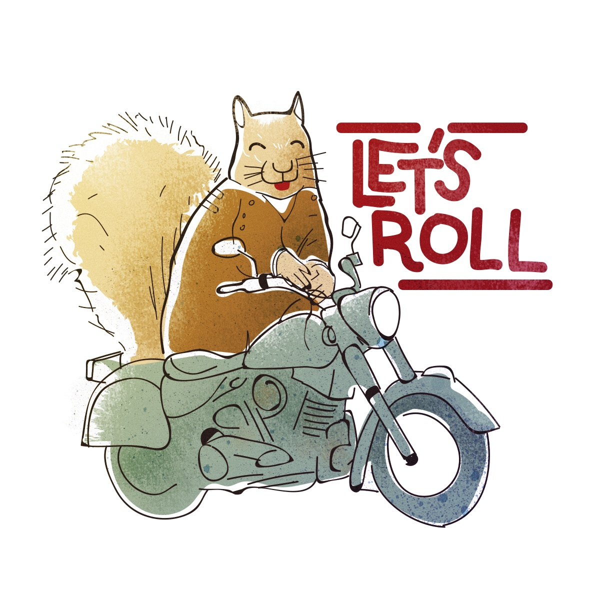 Let's Roll