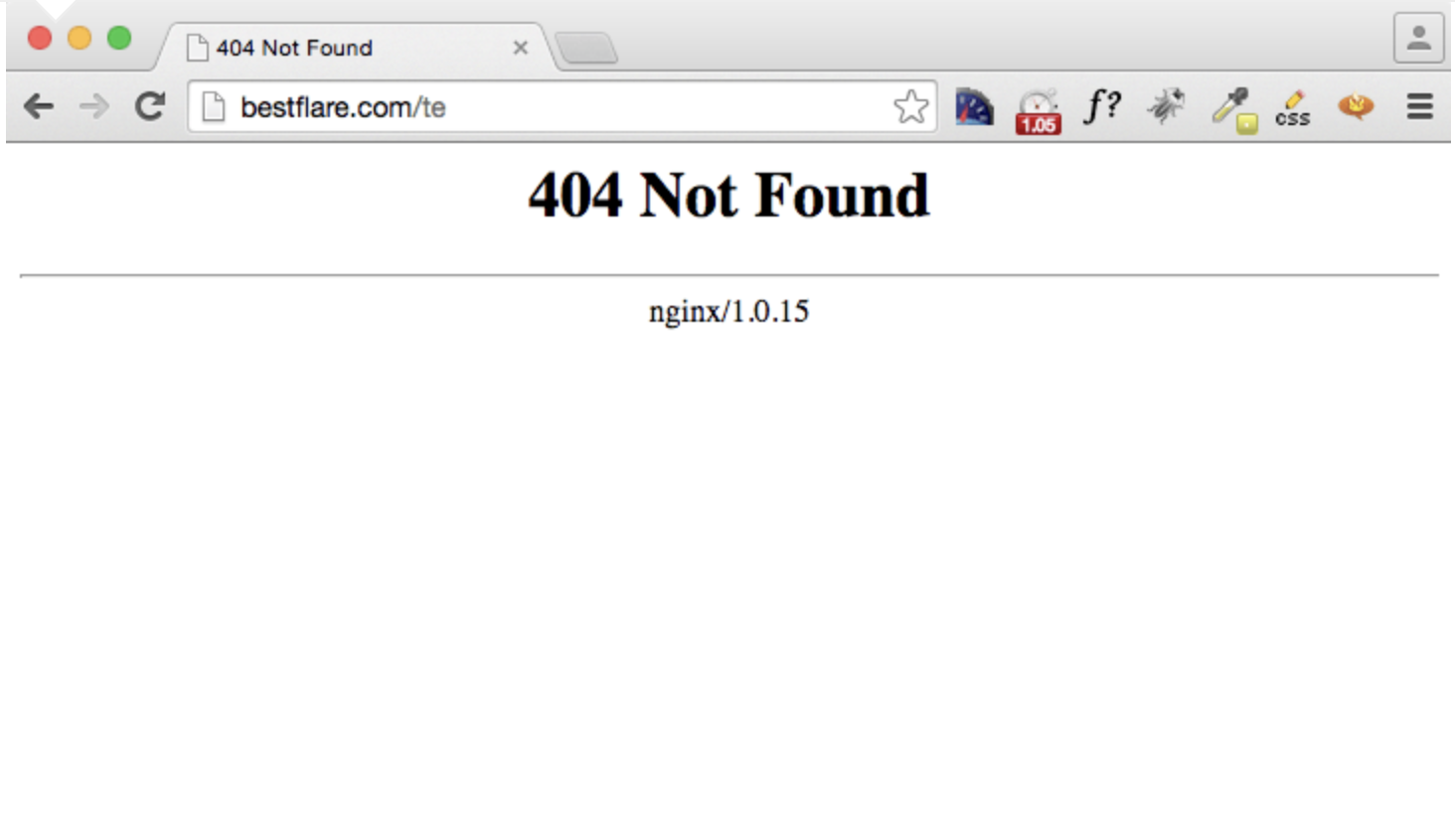 404 error page example for best 404 redirect plugins WordPress