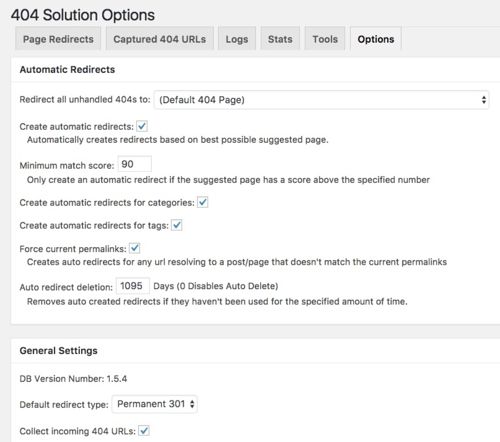 404 Solution plugin plugin for best 404 redirect plugins WordPress