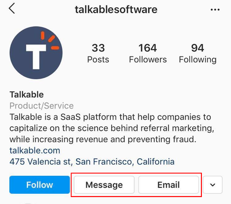 Talkable-Instagram-Customer-Service