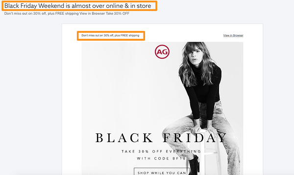 AG_Jeans_email_example__Black_Friday_Weekend_is_almost_over_online___in_store.png