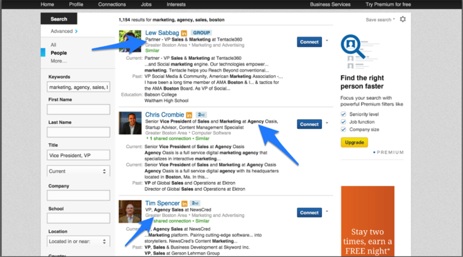 How to Find Sales Leads on LinkedIn & Twitter: A Step-by
