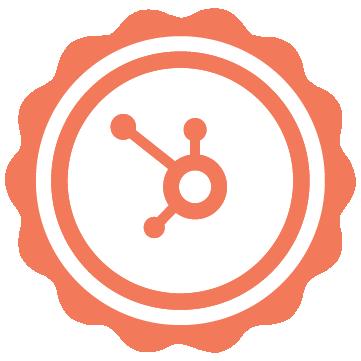 The HubSpot Marketing Software Certification badge